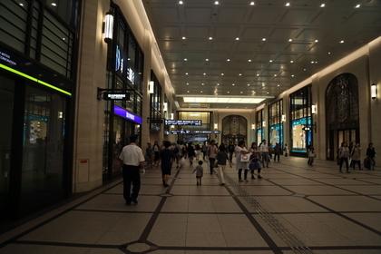 阪急百貨店コンコース広場