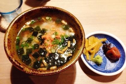和食の風景
