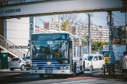 名古屋のバス