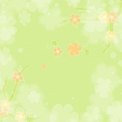 春のタペストリー