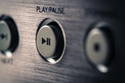 再生ボタン