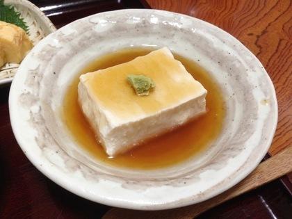 たまご豆腐