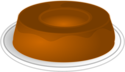 チョコプリン