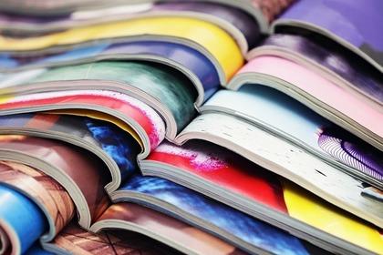 いろいろな雑誌