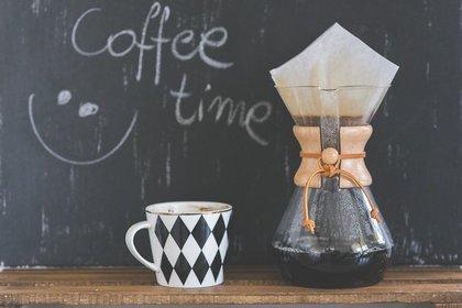 コーヒーとティーカップ