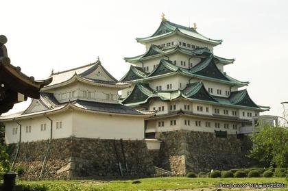 綺麗な名古屋城