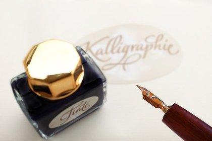 インクと文字と万年筆