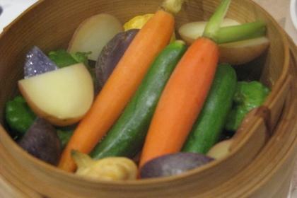 ヘルシーな野菜
