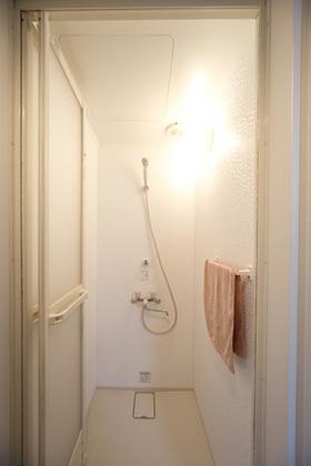 シャワー室の風景