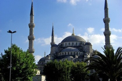 モスクの外観