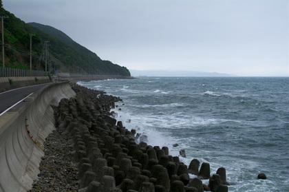 沼島の風景