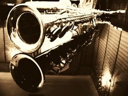 おしゃれな管楽器