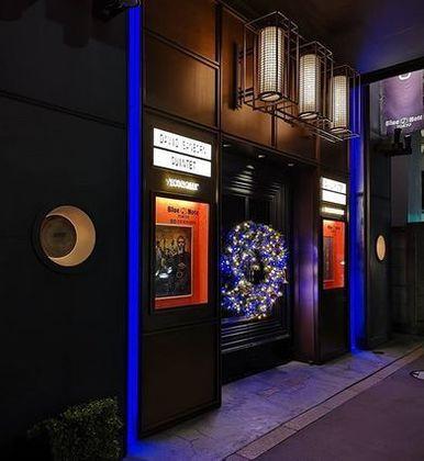 ブルーノート東京の内装