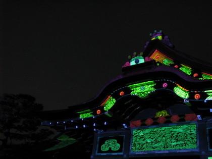 綺麗な神社
