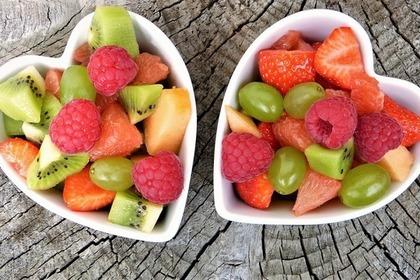 色々な種類のフルーツ