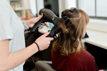 髪の毛のセット
