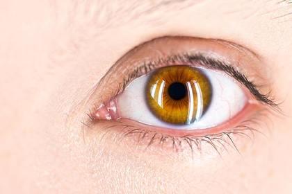 綺麗に開いている目