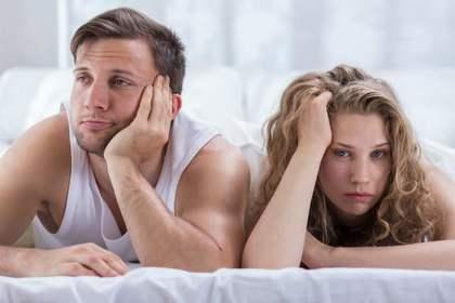 倦怠期のカップル
