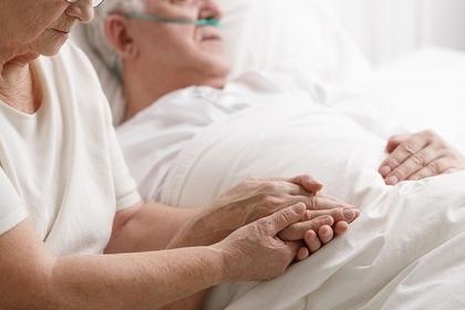 祖父母が入院