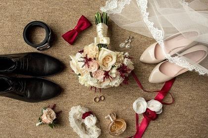 結婚式の道具