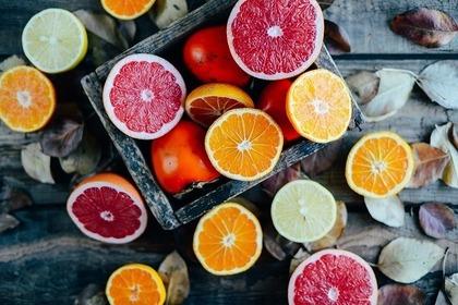 レモンとオレンジ