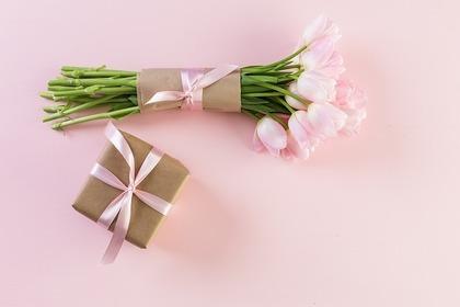ギフト用の花束