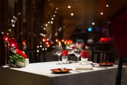 綺麗なレストラン