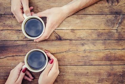 二つのコーヒー