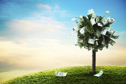 お金の成る木