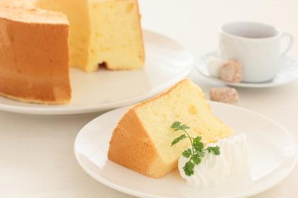 ベーシックなパウンドケーキ