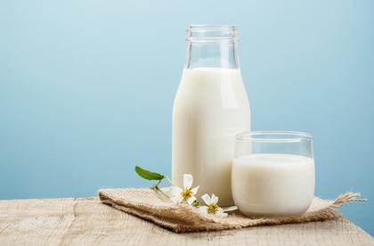 可愛いミルク