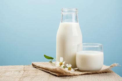 瓶に入ったミルク