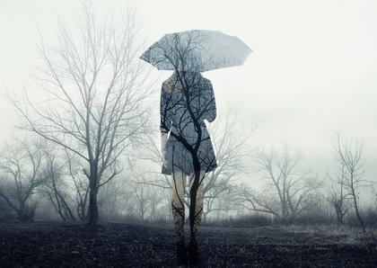 お気に入りの雨具