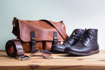 靴とカバン