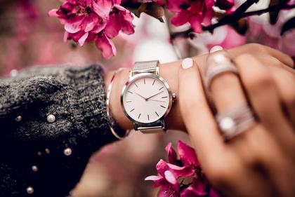 可愛い腕時計