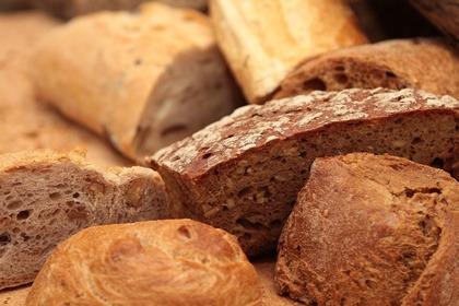 チョコ風味のパン