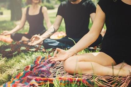 瞑想と呼吸法