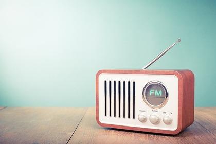 可愛いラジオ