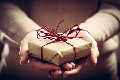 ちょっとしたプレゼント