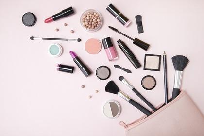 韓国で人気の化粧品がたくさん