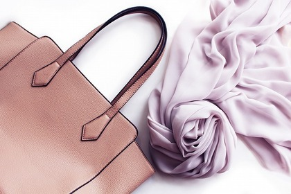 綺麗なバッグ