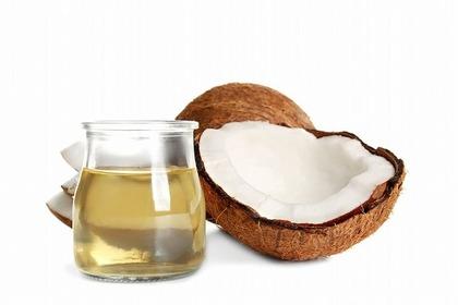 ココナッツと油
