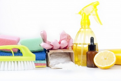 いろいろな掃除道具
