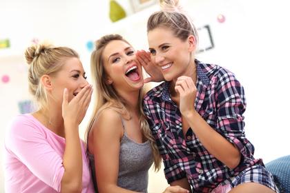 笑う女性達