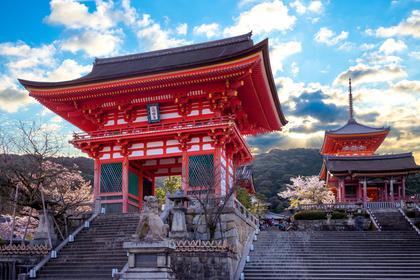 神社の鳥居の数え方