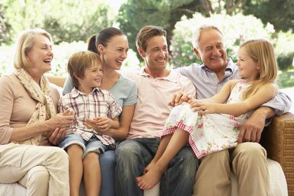 家族の集まり