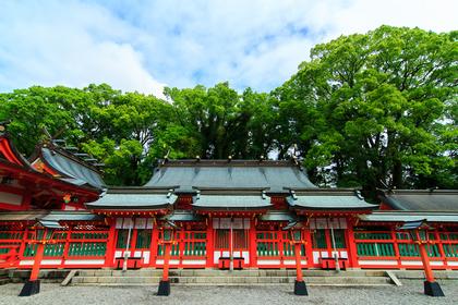 神社の鳥居の歴史