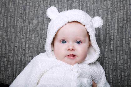 キュートな赤ちゃん